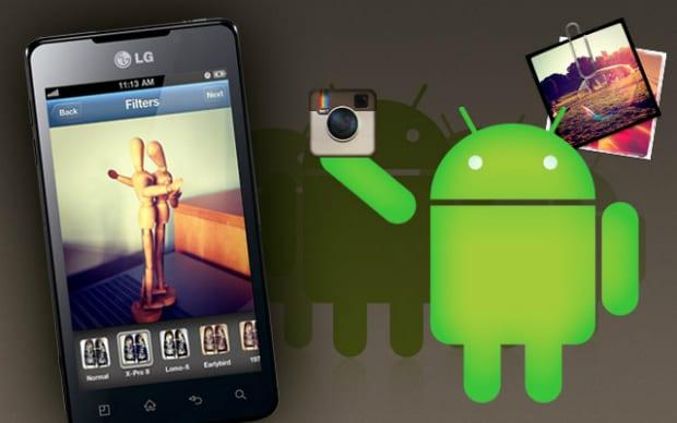 Ios está agora disponível também para android o instagram