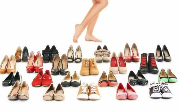 Toda mulher ama sapatos. Compre online!