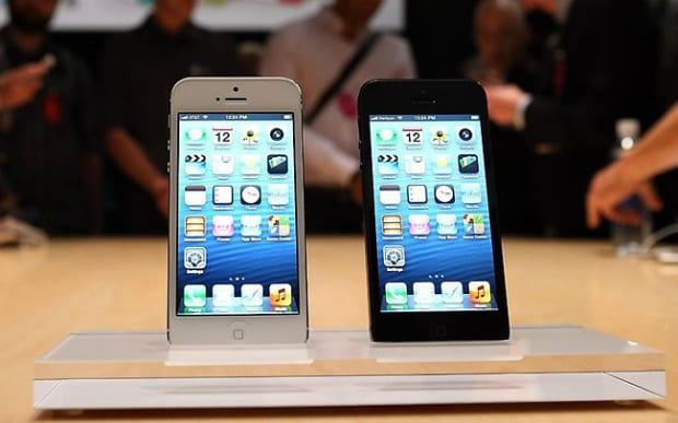 Modelo de iPhone5