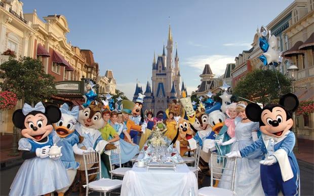 Fotos da Disney em Orlando os Parques da Disney em
