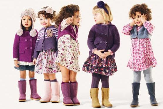 Look infantil para meninas