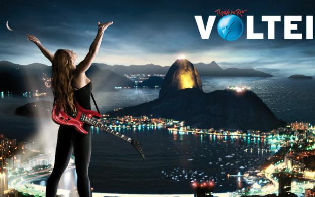 Looks Rock in Rio 2013