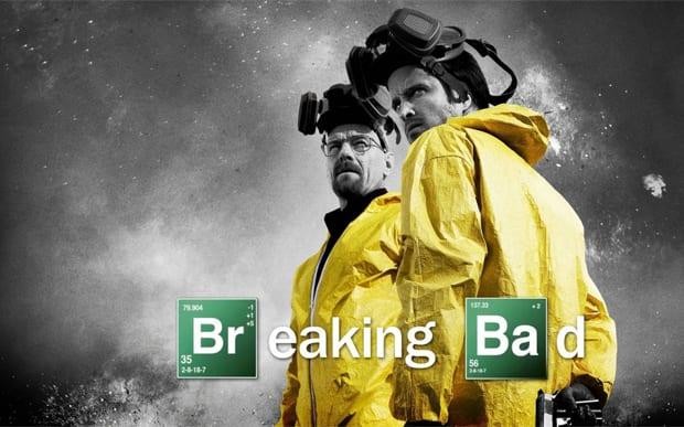 Série Breaking Bad - Walter White e Jesse Pinkman