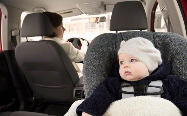 Cadeirinhas de bebês para carro