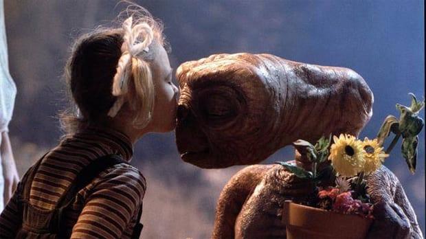 Drew Barrymore em ET: Extraterrestre