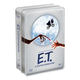 Edição de Colecionador do filme ET O Extraterrestre