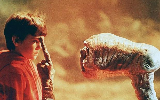 Filme: ET - Extraterrestre