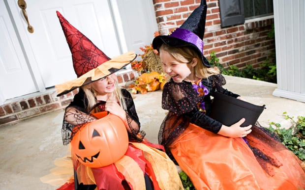 Fantasias de Halloween para meninas