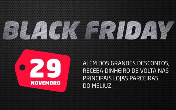 Black Friday - Economizar pelo Meliuz