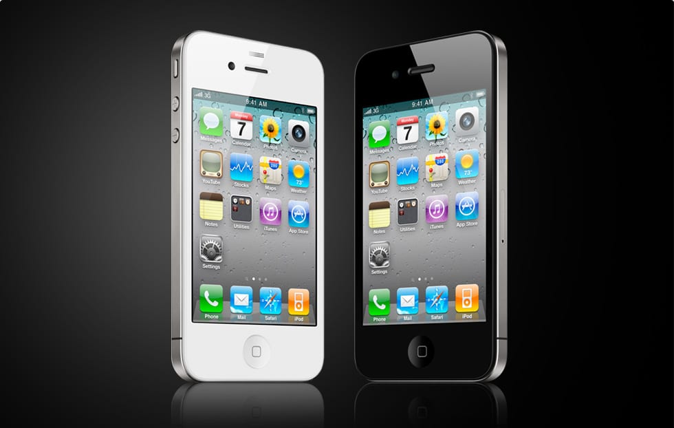iPhone 4, design revolucionário