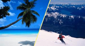 Destinos de viagem no inverno