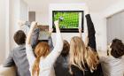 TV para assistir Futebol na Copa