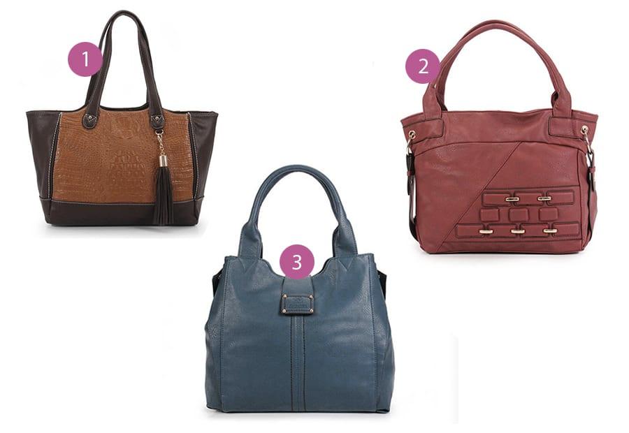 Aprenda a escolher bolsas para presentear a sua mãe! 89f4db98e0d1e