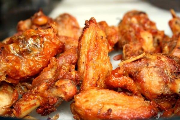 Asinhas de frango