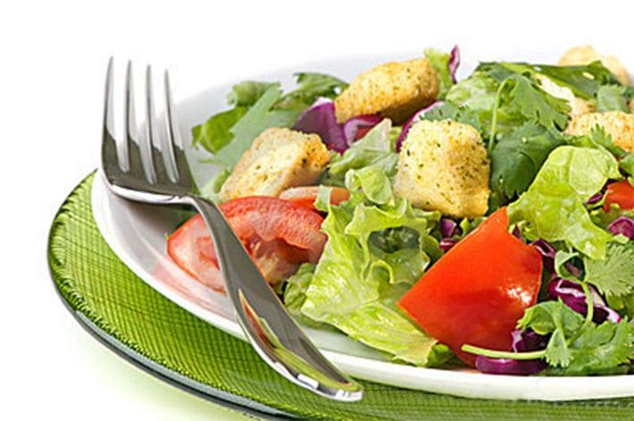 Salada pra churrasco