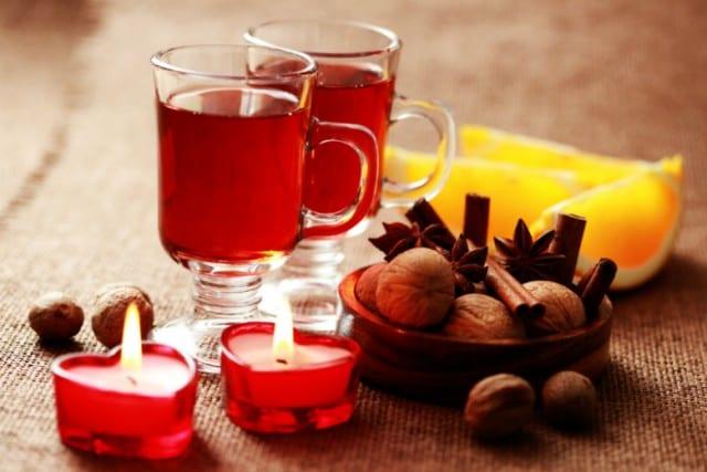 Vinícola do Méliuz receitas de vinho quente