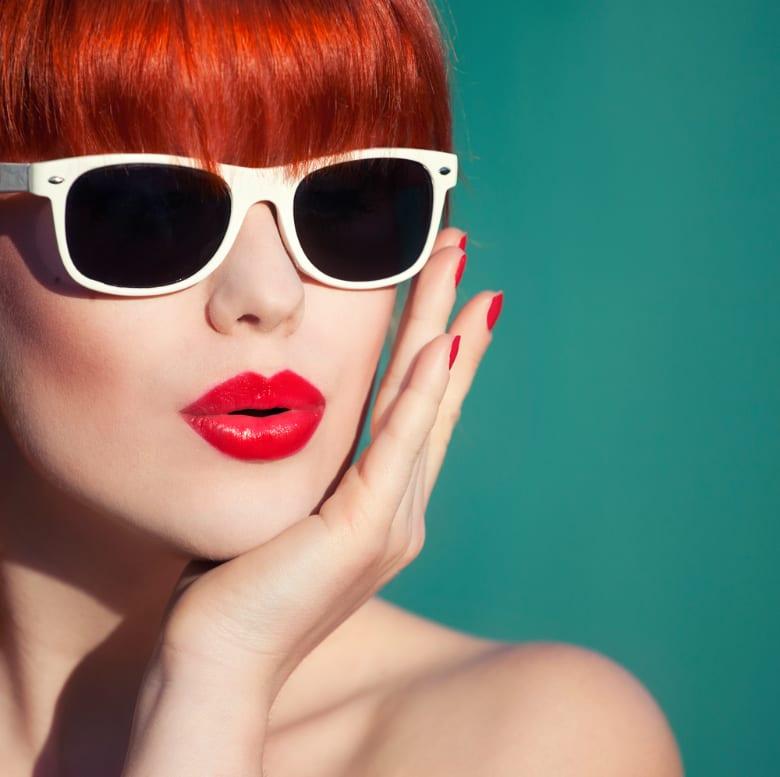 Óculos escuros  Como escolher o certo pro seu rosto! e1edbc03fa