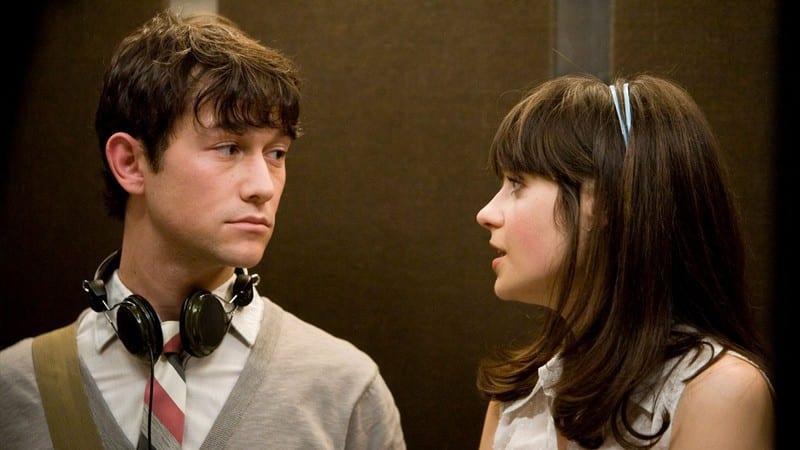 """Filme """"500 Dias com ela"""", 2008"""